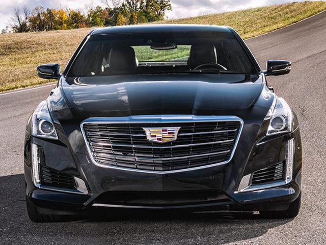 2018 Cadillac CTS Sedan Vehicle Photo in PARIS, TX 75460-2116