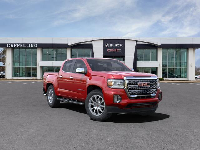 2021 GMC Canyon Vehicle Photo in Williamsville, NY 14221