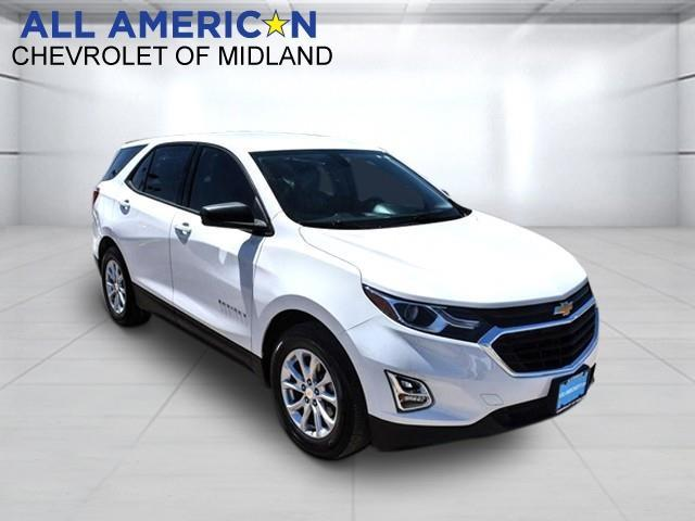 2018 Chevrolet Equinox Vehicle Photo in Midland, TX 79703