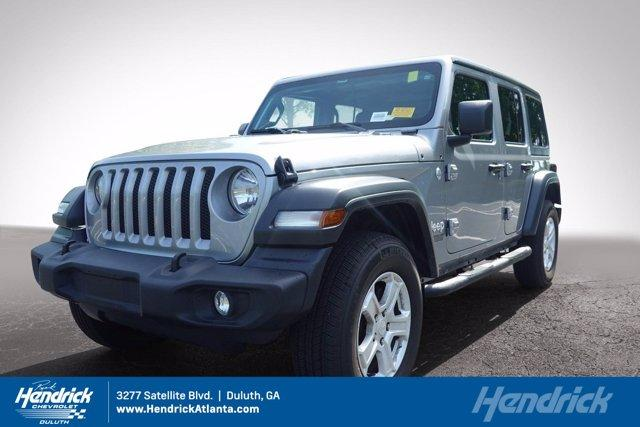 2020 Jeep Wrangler Unlimited Vehicle Photo in DULUTH, GA 30096
