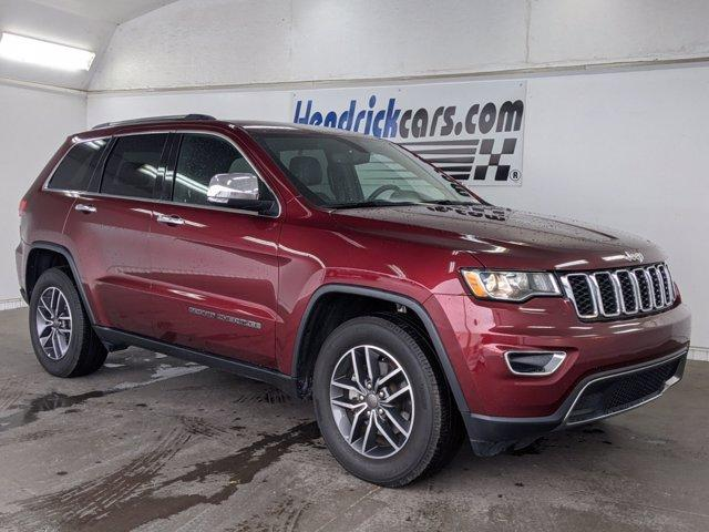 2019 Jeep Grand Cherokee Vehicle Photo in Fayetteville, NC 28303