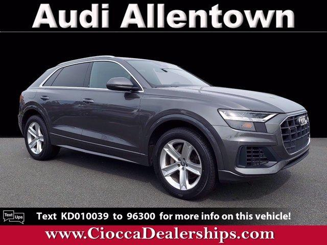 2019 Audi Q8 Vehicle Photo in Allentown, PA 18103