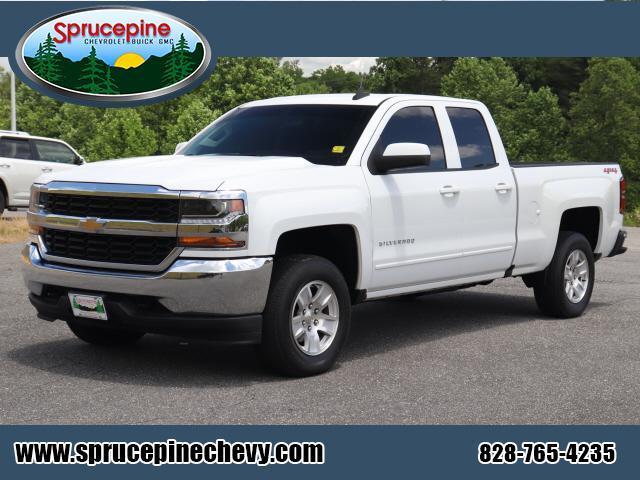 2018 Chevrolet Silverado 1500 Vehicle Photo in Spruce Pine, NC 28777