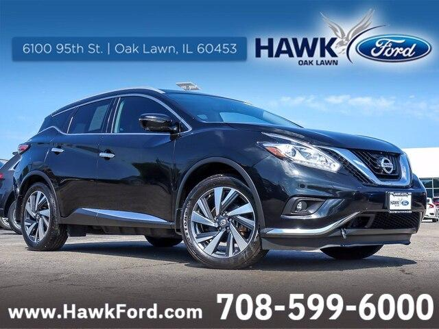 2017 Nissan Murano Vehicle Photo in Plainfield, IL 60586