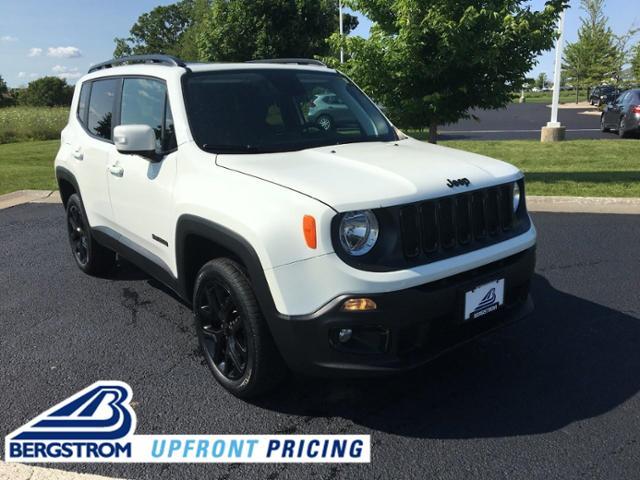 2018 Jeep Renegade Vehicle Photo in Oshkosh, WI 54904