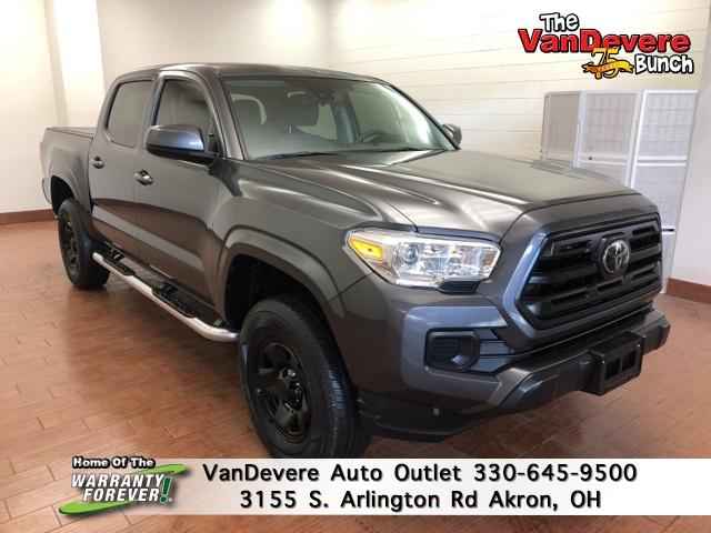 2019 Toyota Tacoma 4WD Vehicle Photo in Akron, OH 44312