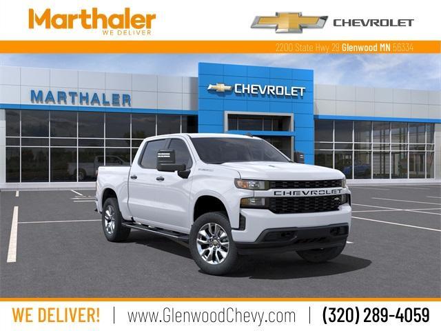 2021 Chevrolet Silverado 1500 Vehicle Photo in Glenwood, MN 56334