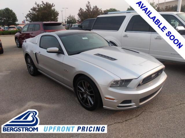 2014 Ford Mustang Vehicle Photo in OSHKOSH, WI 54904-7811