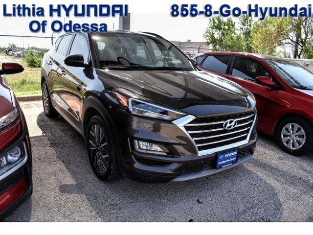 2019 Hyundai Tucson Vehicle Photo in Odessa, TX 79762