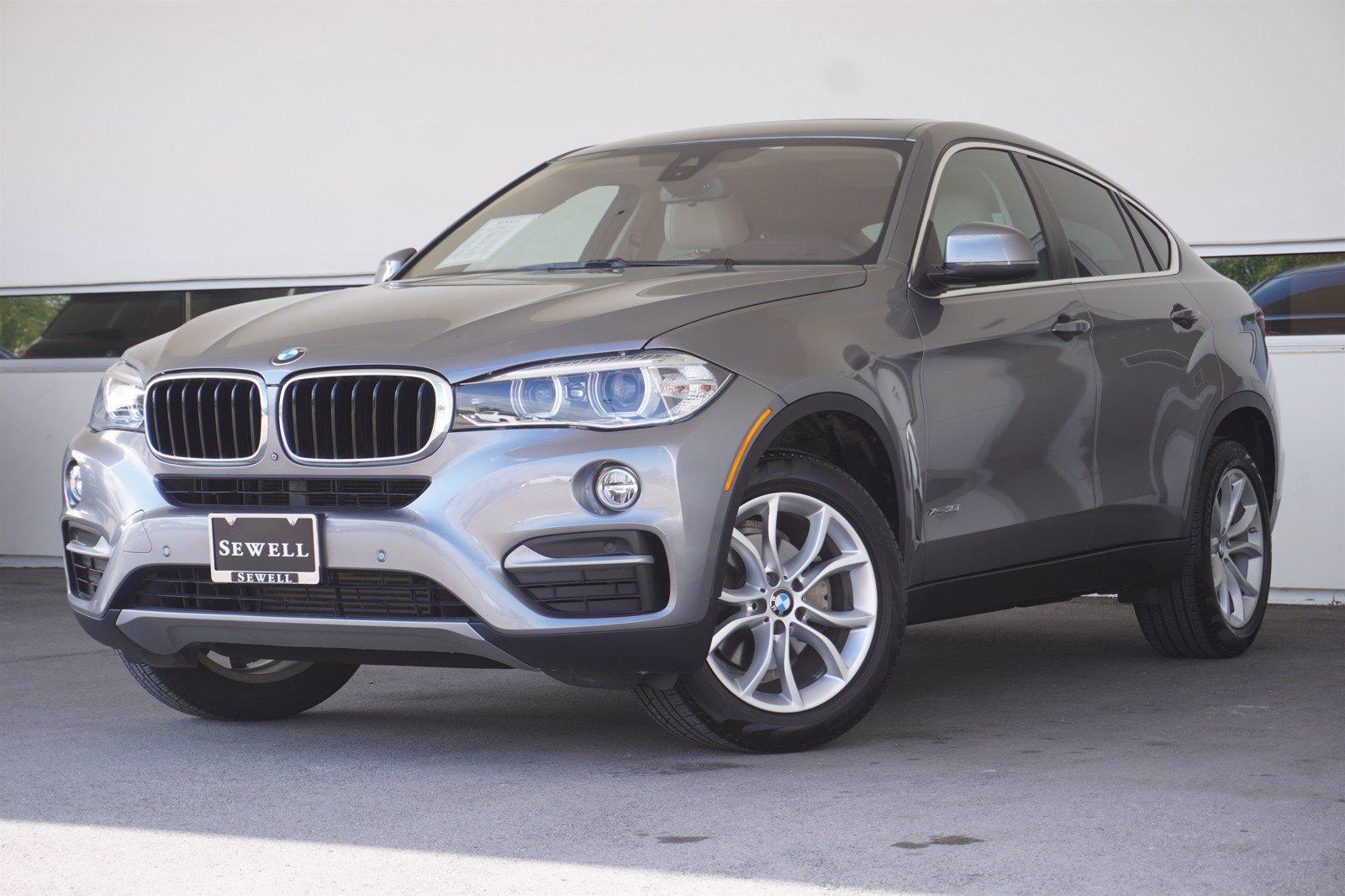 2015 BMW X6 xDrive35i Vehicle Photo in Grapevine, TX 76051