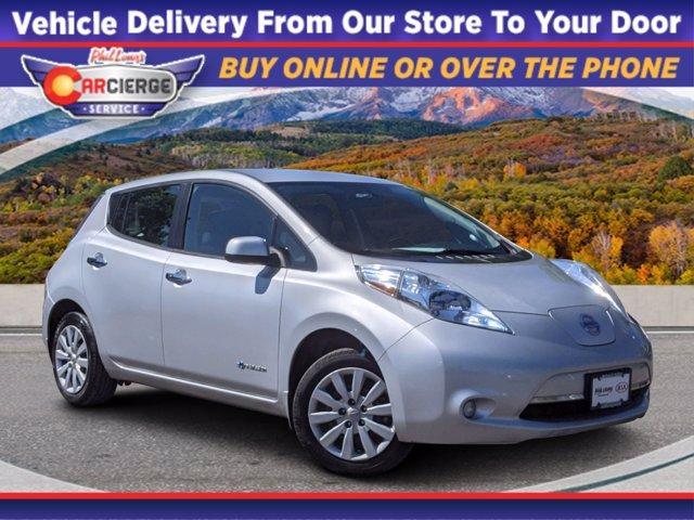 2015 Nissan LEAF Vehicle Photo in Colorado Springs, CO 80905