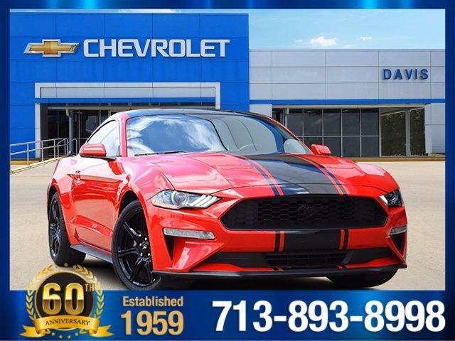 2019 Ford Mustang Vehicle Photo in HOUSTON, TX 77054-4802