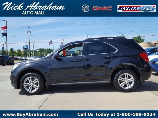 2014 Chevrolet Equinox Vehicle Photo in Elyria, OH 44035