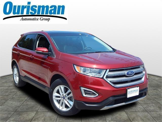 2016 Ford Edge Vehicle Photo in BOWIE, MD 20716-3617