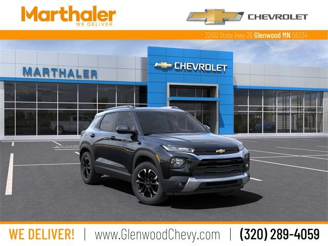 2021 Chevrolet Trailblazer Vehicle Photo in Glenwood, MN 56334