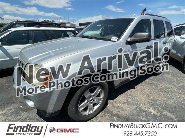 2006 Jeep Grand Cherokee Vehicle Photo in Prescott, AZ 86305