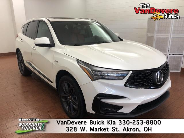 2019 Acura RDX Vehicle Photo in AKRON, OH 44303-2185