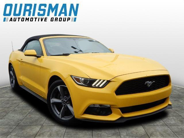 2017 Ford Mustang Vehicle Photo in Rockville, MD 20852