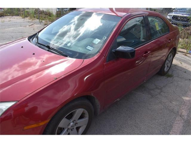 2006 Ford Fusion Vehicle Photo in San Angelo, TX 76901