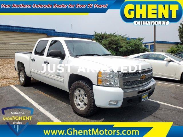2013 Chevrolet Silverado 1500 Vehicle Photo in GREELEY, CO 80634-4125