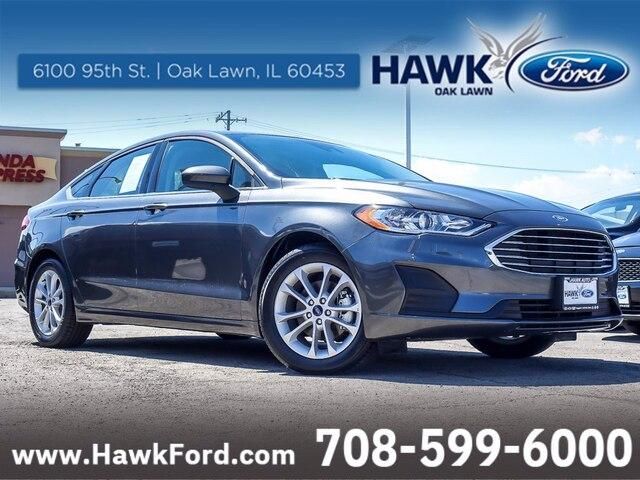2020 Ford Fusion Vehicle Photo in Plainfield, IL 60586