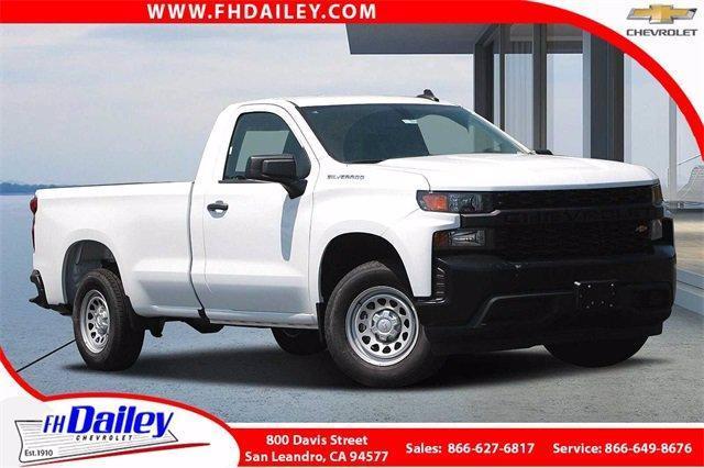 2021 Chevrolet Silverado 1500 Vehicle Photo in SAN LEANDRO, CA 94577-1512