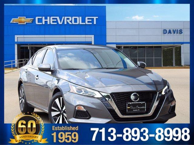 2021 Nissan Altima Vehicle Photo in Houston, TX 77054