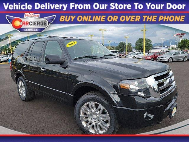 2013 Ford Expedition Vehicle Photo in Colorado Springs, CO 80905