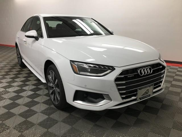 2021 Audi A4 Sedan Vehicle Photo in Appleton, WI 54913