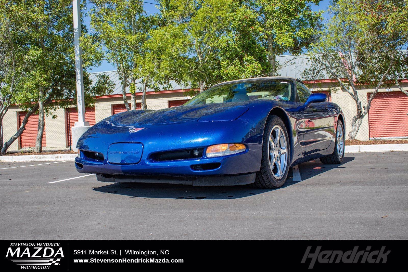 2004 Chevrolet Corvette Vehicle Photo in Wilmington, NC 28405