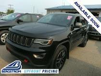 2018 Jeep Grand Cherokee Vehicle Photo in APPLETON, WI 54914-4656