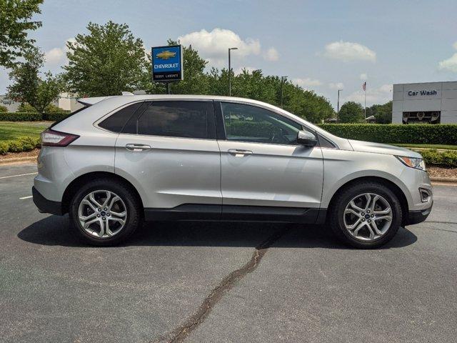 2017 Ford Edge Vehicle Photo in GREENSBORO, NC 27407