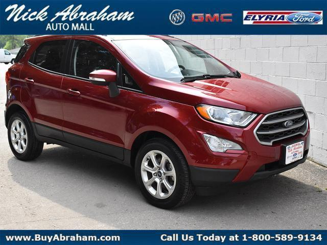 2019 Ford EcoSport Vehicle Photo in ELYRIA, OH 44035-6349