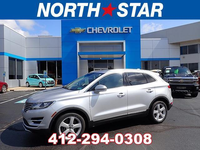 2017 LINCOLN MKC Vehicle Photo in Moon Township, PA 15108