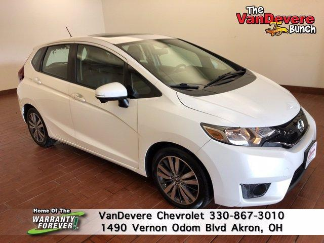 2015 Honda Fit Vehicle Photo in AKRON, OH 44320-4088