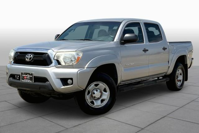 2015 Toyota Tacoma Vehicle Photo in Houston, TX 77074
