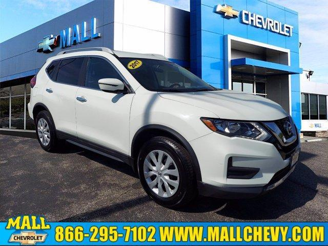 2017 Nissan Rogue Vehicle Photo in Cherry Hill, NJ 08002