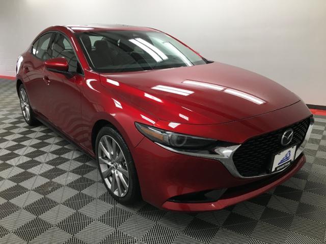 2021 Mazda3 Sedan Vehicle Photo in Appleton, WI 54913