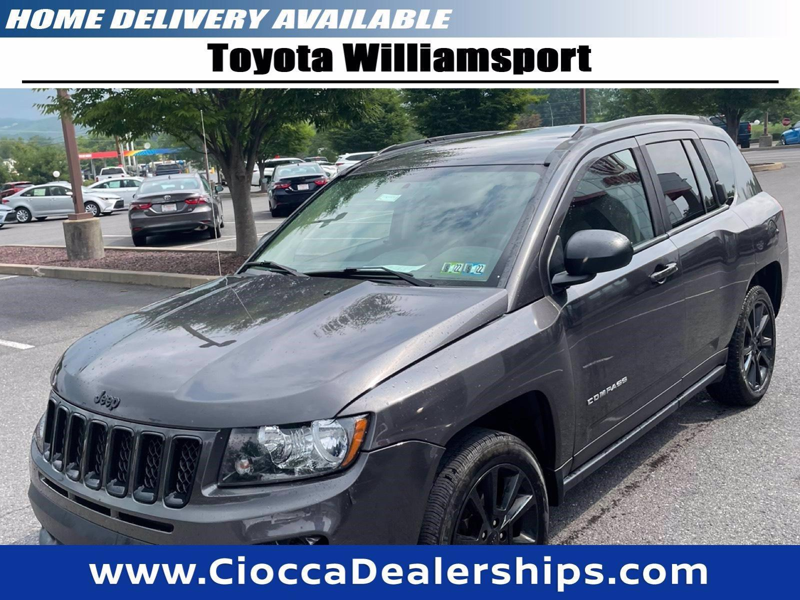 2015 Jeep Compass Vehicle Photo in Muncy, PA 17756
