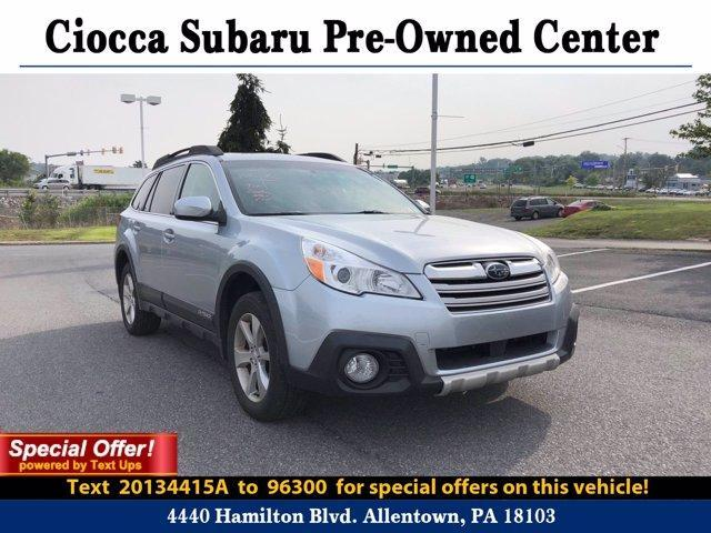 2013 Subaru Outback Vehicle Photo in Allentown, PA 18103