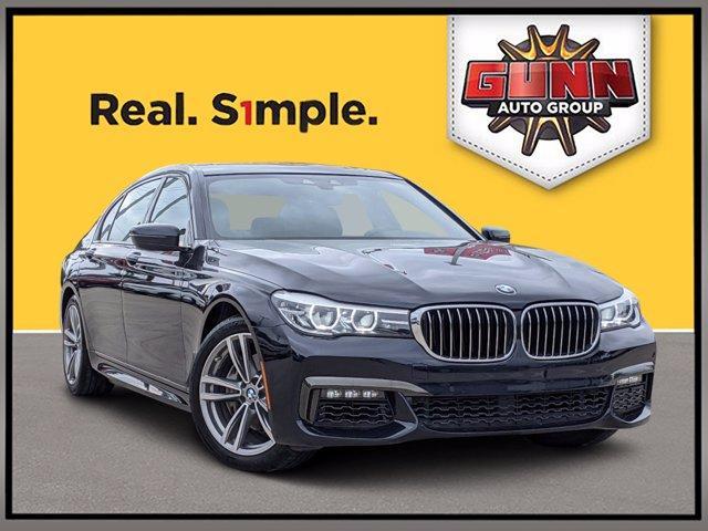 2019 BMW 740i Vehicle Photo in San Antonio, TX 78209
