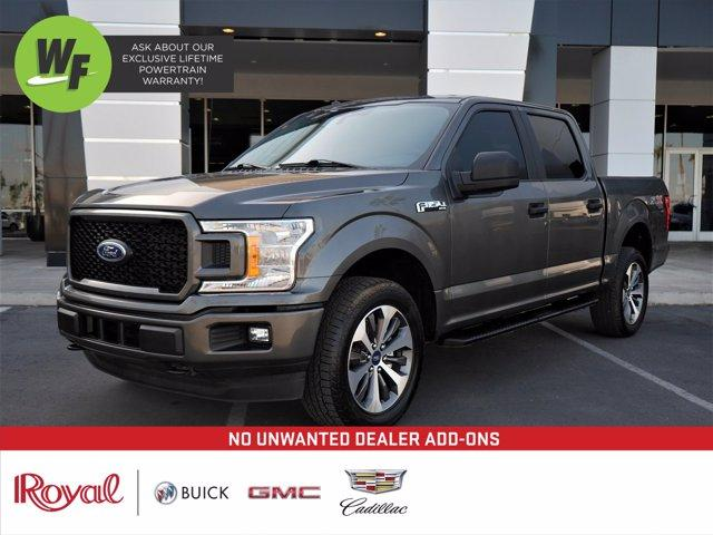 2019 Ford F-150 Vehicle Photo in Tucson, AZ 85705