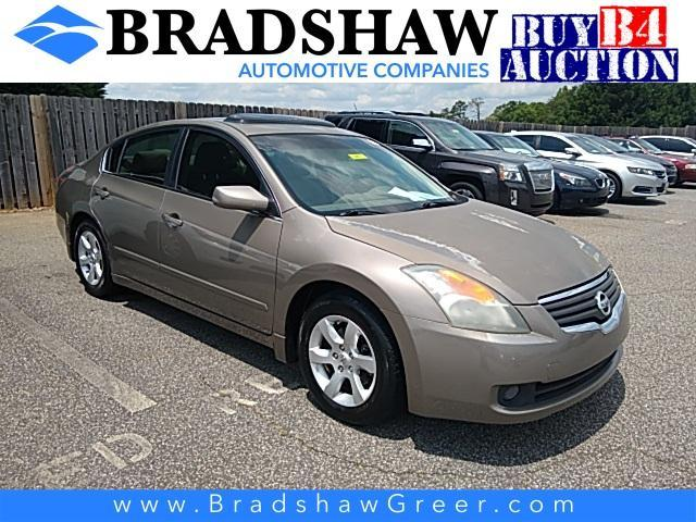 2008 Nissan Altima Vehicle Photo in Greer, SC 29651