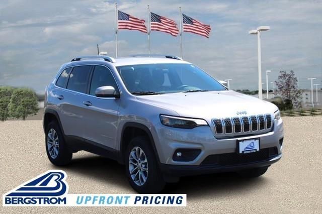 2019 Jeep Cherokee Vehicle Photo in Middleton, WI 53562