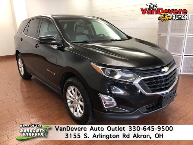 2018 Chevrolet Equinox Vehicle Photo in Akron, OH 44312