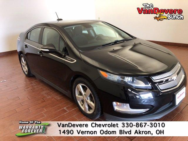 2015 Chevrolet Volt Vehicle Photo in AKRON, OH 44320-4088