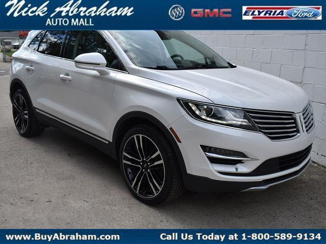2017 LINCOLN MKC Vehicle Photo in ELYRIA, OH 44035-6349