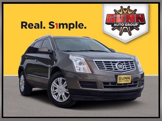 2014 Cadillac SRX Vehicle Photo in SELMA, TX 78154-1460