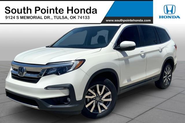 2019 Honda Pilot Vehicle Photo in Tulsa, OK 74133