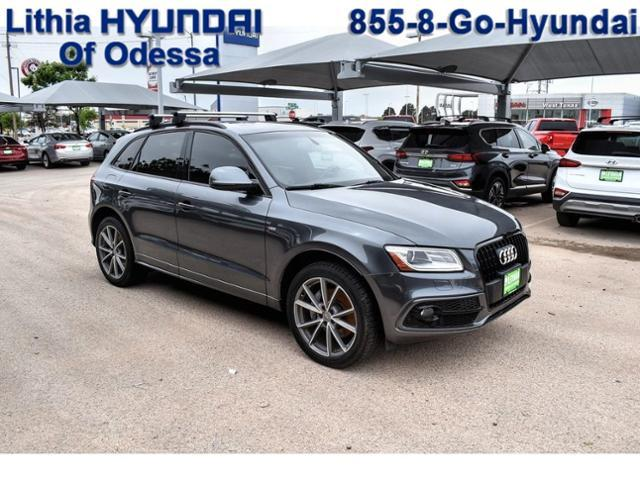 2016 Audi Q5 Vehicle Photo in Odessa, TX 79762